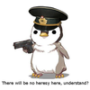 Commissar Penguin