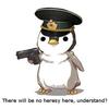 Commissar Penguin