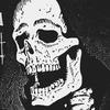 Spoopy Skull Dude