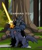 shaman tom