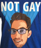 Not gay Jared